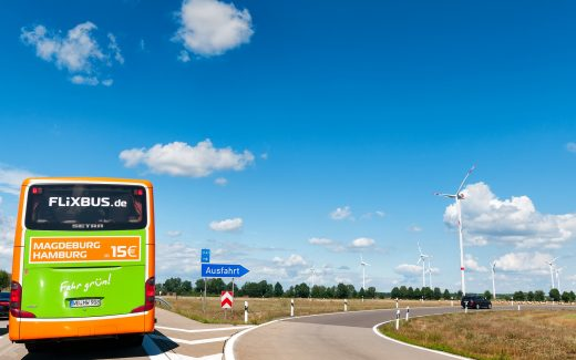 Flixbus nach Dänemark
